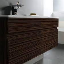 milano 32 inch white oak modern bathroom vanity with medicine