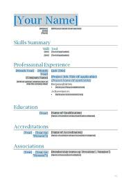sample resume in word format download u2013 topshoppingnetwork com