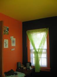 What Color Curtains Go With Walls What Color Curtains With Orange Walls My Web Value