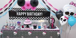 high party ideas themes birthday express