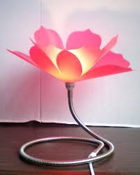 flower table lamp lighting and ceiling fans