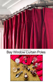 best 25 bay window pole ideas on pinterest bay window curtains