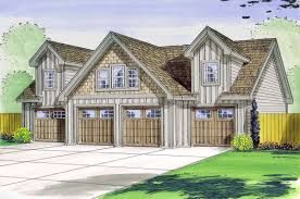4 bay garage with loft 62468dj architectural designs house plans