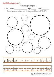the 25 best tracing shapes ideas on pinterest preschool tracing