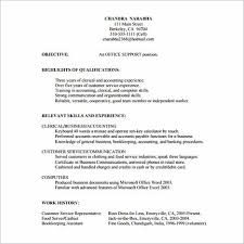 Sample Resume For Customer Service Representative Skills For Customer Service Resume Resume Template And