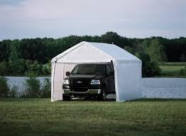 Tarp Canopy Kits by Amazon Com Shelterlogic 10 X 20 Feet Canopy Enclosure Kit Fits