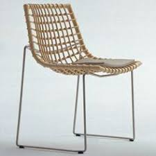 Woven Chairs Dining Bloomingville Braided Rattan Chair Furniture Pinterest