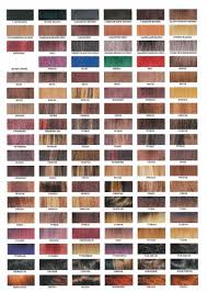Shades Of Red Color Chart by 26 Redken Shades Eq Color Charts Template Lab