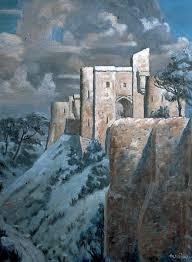 Dover Castle Peverells Tower Dover Castle Kent Art Uk