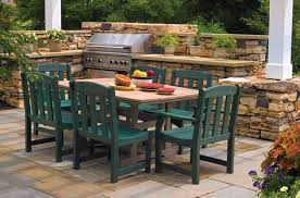 Patio Furniture Milwaukee Wi by Outdoor Furniture Breezesta Recycled Poly Backyard Patio
