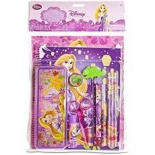 disney tangled princess rapunzel supply kit backpack