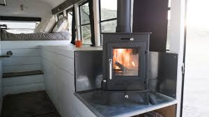guide for wood stove skoolie natural state nomads