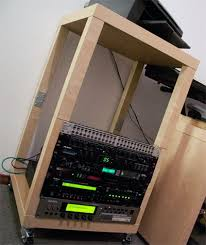 Ikea Audio Rack 20 Units Instrument Rack From Ikea U0027s Lack Tables 5 Steps