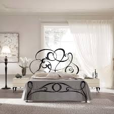 double bed new baroque design wrought iron iron gabriel