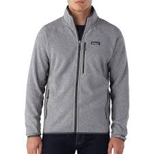 patagonia mens better sweater patagonia s performance better sweater fleece jacket