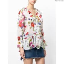print blouses floral print blouse 98 womens blouses 12695291