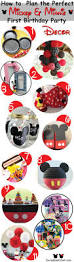 Halloween Themed First Birthday Party Best 25 1st Birthday Boy Themes Disney Mickey Mouse Ideas On