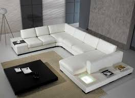 firm sectional sofa t35 white bonded leather sectional sofa set with big couch very