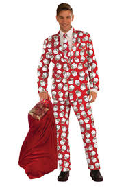 santa costumes men s santa suit costumes