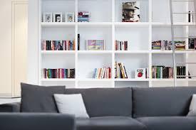 white inch high modern bookcase l surripui white modern bookcases