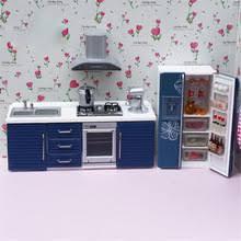 online get cheap dollhouse furniture kitchen aliexpress com