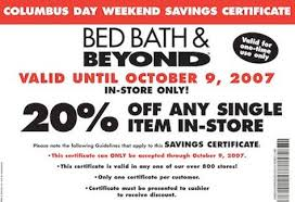 Bed Bath And Beyond Bed Bath And Beyond Coupons Never Expire