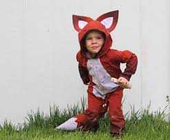 puppy halloween costume for baby running with scissors woodland animal costume sewing pattern