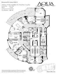 Post Hyde Park Floor Plans Luxury Floor Plans Naples Luxury Residences Penthouse Condos