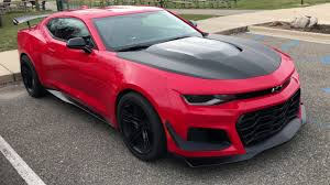 what is a camaro zl1 spotted 2017 camaro zl1 1le