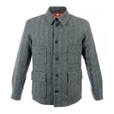 light grey wool coat hardy amies clothing herringbone light grey wool jacket 356lg