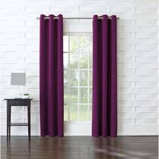 Purple Curtains Purple Curtains Drapes Window Treatments The Home Depot
