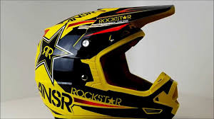 answer motocross helmets answer evolve helmet rockstar vi 360 video youtube