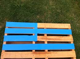 How To Paint American Flag American Flag Pallet The Sweet Things Queen