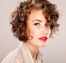 20 short curly hairstyles that are always in vogue livinghours