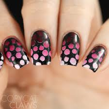 copycat claws 26 great nail art ideas red and pink