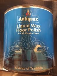antiquax original liquid wax floor 500ml ebay