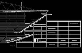 Top Balcony Goodison Park by Keeping Everton In Our City Technical Drawings