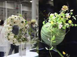 18 Contemporary And Elegant Vase Divine Floréal Tokyo Flower Exhibition And Market Floral Design