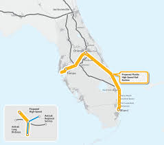 Florida Interstate Map by Our Maps America 2050