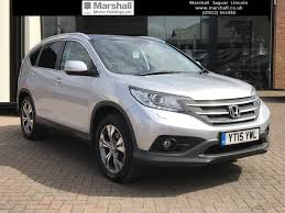 used honda cr v 2015 for sale motors co uk