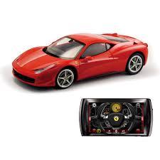 cars ferrari interactive bluetooth r c 458 italia for android silverlit
