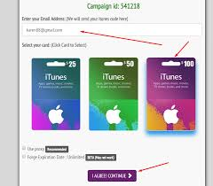 get an itunes gift card how to get free itunes gift card codes