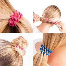 hair ring traceless hair ring search traceless bobble