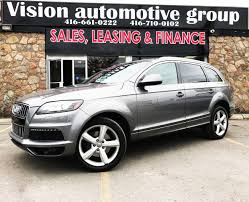 Audi Q7 2012 - 2016 audi q7 tests news photos videos and wallpapers the