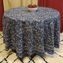 Patio Party Vinyl Tablecloth by Blue Tablecloths Shop The Best Deals For Dec 2017 Overstock Com