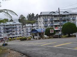 tanah rata map and hotels in tanah rata area u2013 cameron highlands