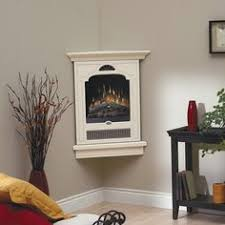 Corner Electric Fireplace The Fireplace We Are Getting For The Basement Basement Ideas