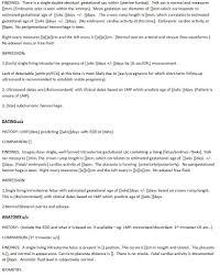 carotid ultrasound report template carotid ultrasound report template spreadsheet