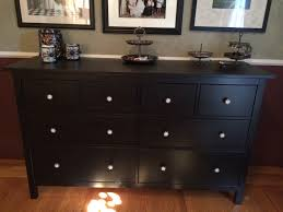 Ikea Bedroom Hemnes I Wanted A Big Horizontal Dresser For The Long Wall In My Bedroom