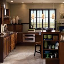 Laminate Tile Flooring Kitchen by Interior Design Interesting Aristokraft For Your Kitchen Design